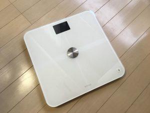 Wi-Fi体重計