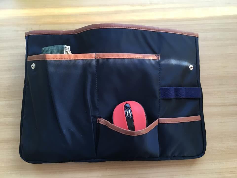 失敗 - バッグインバッグは、内勤メインでは結局使わなくなってしまう