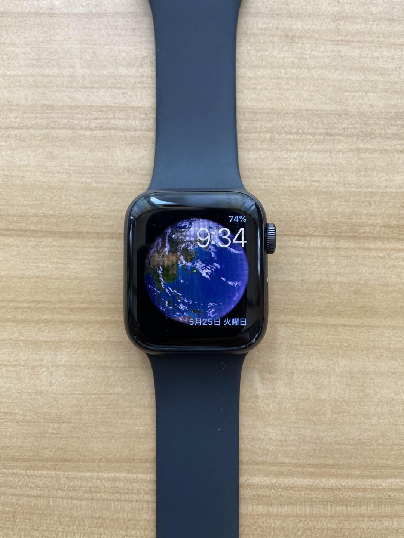 記憶の糸_Apple Watch